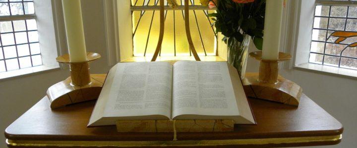A MANIFESTAÇÃO DA AUTORIDADE DE DEUS ESTÁ LIMITADA SOMENTE A BÍBLIA?