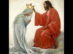MARIA, A RAINHA DO CÉU TESTEMUNHADA NAS ESCRITURAS.