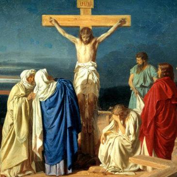 A ANATOMIA DE JESUS CRISTO NA CRUZ.