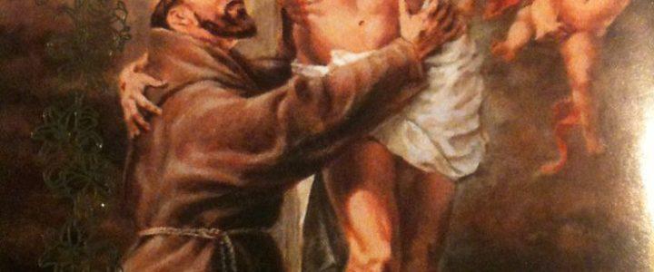JESUS USA DA CARIDADE PARA NOS SALVAR?