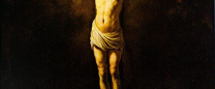 POR QUE A DOR DE CRISTO NA CRUZ FOI A MAIOR JÁ SUPORTADA?