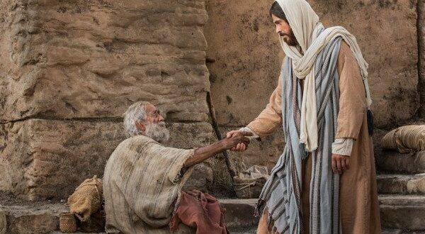 JESUS DOS POBRES